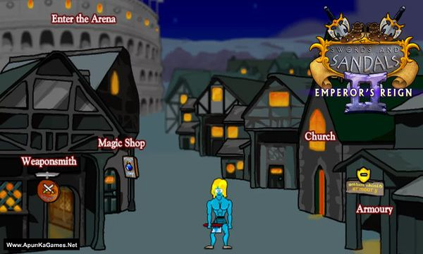 Swords and Sandals Classic Collection Screenshot 2, Full Version, PC Game, Download Free