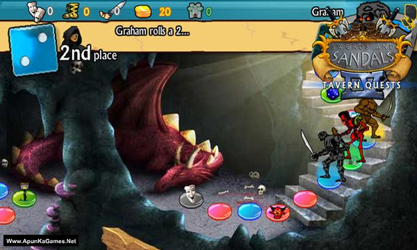 Swords and Sandals Classic Collection Screenshot 3, Full Version, PC Game, Download Free