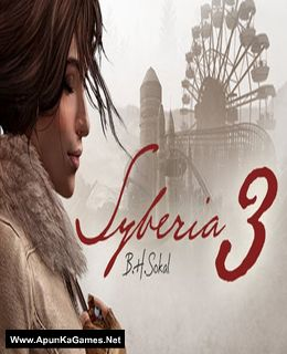 Syberia 3 Cover, Poster, Full Version, PC Game, Download Free