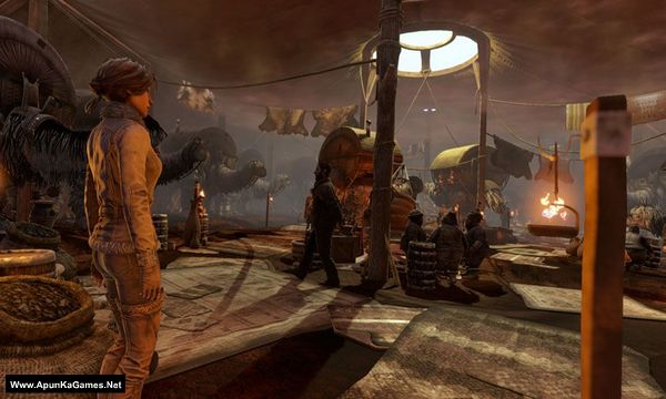 Syberia 3 Screenshot 3, Full Version, PC Game, Download Free