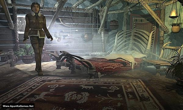 Syberia II Screenshot 2, Full Version, PC Game, Download Free
