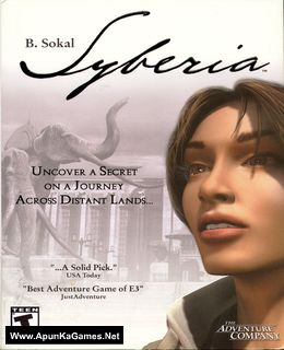 Syberia Cover, Poster, Full Version, PC Game, Download Free