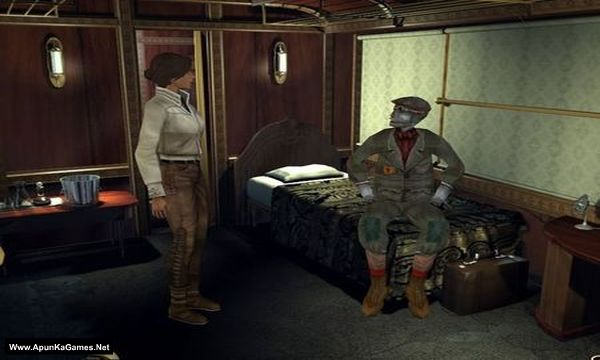 Syberia Screenshot 1, Full Version, PC Game, Download Free