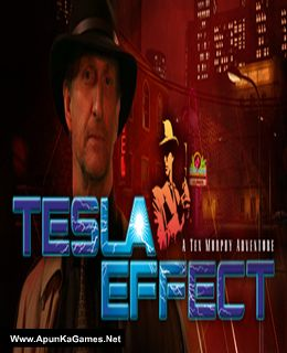 Tesla Effect: A Tex Murphy Adventure Cover, Poster, Full Version, PC Game, Download Free