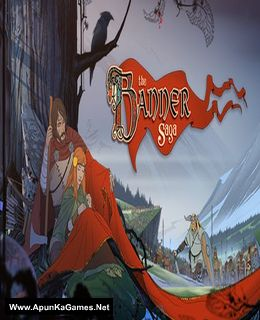 The Banner Saga Cover, Poster, Full Version, PC Game, Download Free
