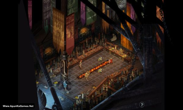 The Banner Saga Screenshot 1, Full Version, PC Game, Download Free