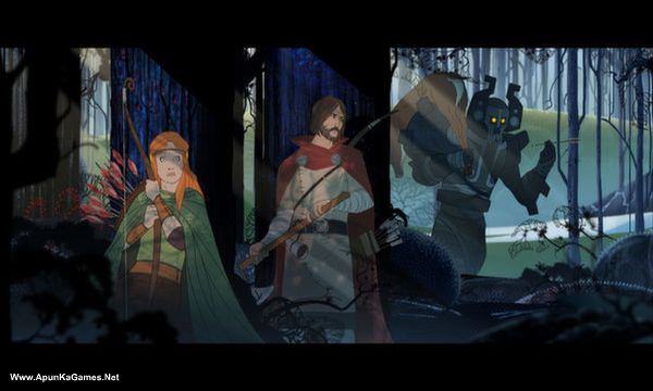The Banner Saga Screenshot 2, Full Version, PC Game, Download Free