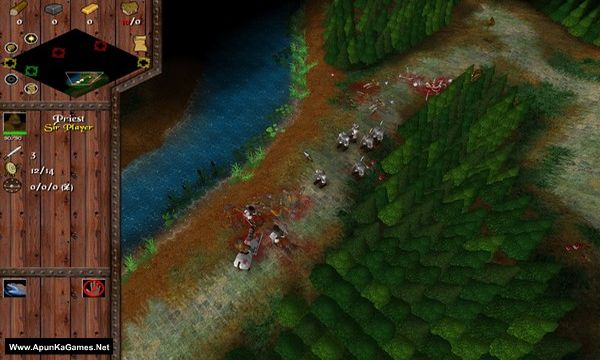 The Dark Legions Screenshot 3, Full Version, PC Game, Download Free