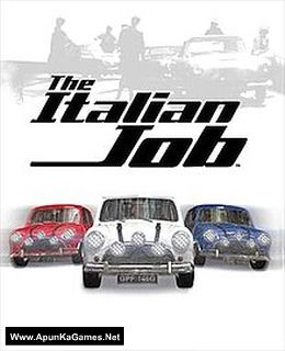 The Italian Job Cover, Poster, Full Version, PC Game, Download Free