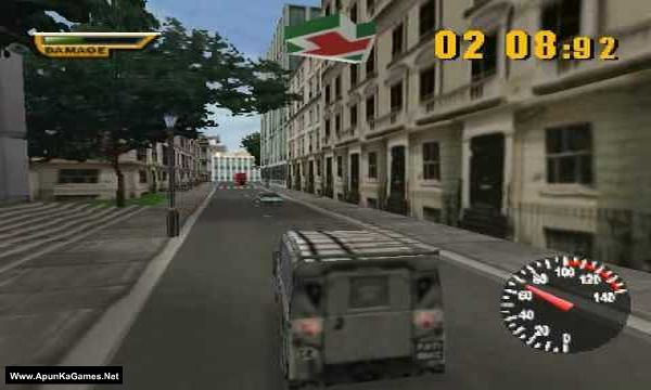 The Italian Job Screenshot 1, Full Version, PC Game, Download Free