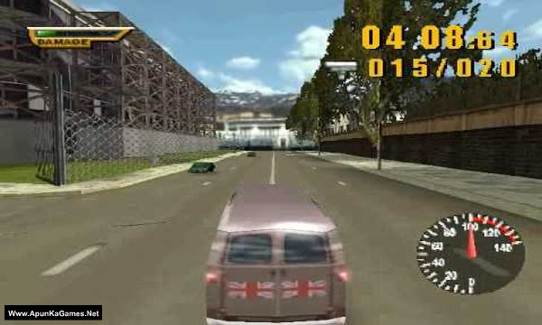 The Italian Job Screenshot 2, Full Version, PC Game, Download Free