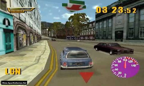 The Italian Job Screenshot 3, Full Version, PC Game, Download Free