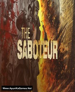 The Saboteur Cover, Poster, Full Version, PC Game, Download Free