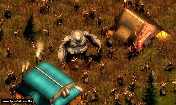 They Are Billions Screenshot 2, Full Version, PC Game, Download Free