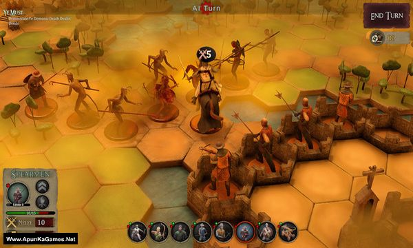 To Battle! Hell's Crusade Screenshot 1, Full Version, PC Game, Download Free