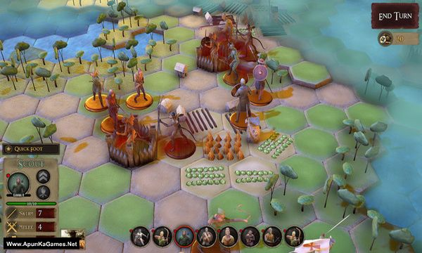 To Battle! Hell's Crusade Screenshot 2, Full Version, PC Game, Download Free