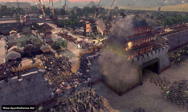 Total War: Three Kingdoms Screenshot 1, Full Version, PC Game, Download Free