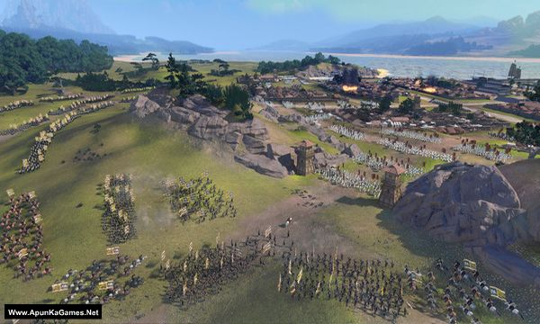 Total War: Three Kingdoms Screenshot 3, Full Version, PC Game, Download Free