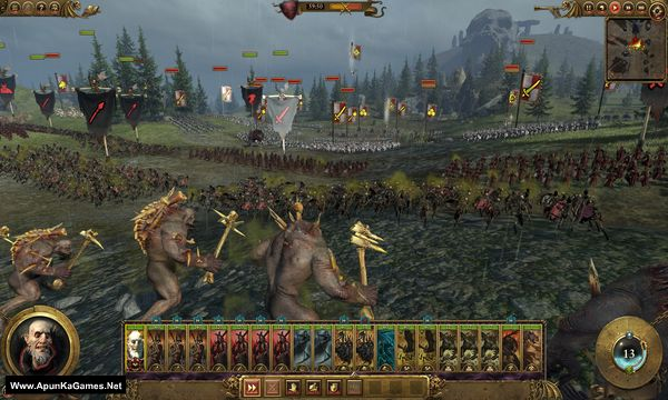 Total War: Warhammer Screenshot 3, Full Version, PC Game, Download Free
