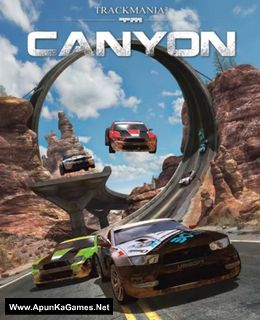 TrackMania 2: Canyon Cover, Poster, Full Version, PC Game, Download Free
