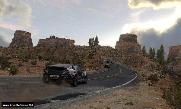 TrackMania 2: Canyon Screenshot 1, Full Version, PC Game, Download Free