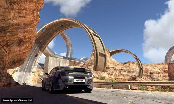 TrackMania 2: Canyon Screenshot 2, Full Version, PC Game, Download Free