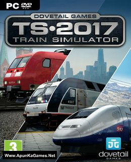 Train Simulator 2017 Pioneers Edition Cover, Poster, Full Version, PC Game, Download Free