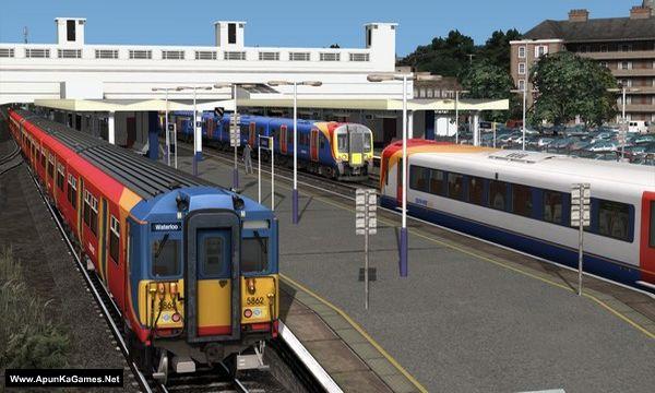 Train Simulator 2017 Pioneers Edition Screenshot 1, Full Version, PC Game, Download Free