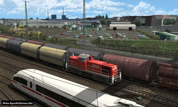 Train Simulator 2017 Pioneers Edition Screenshot 3, Full Version, PC Game, Download Free