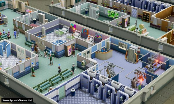 Two Point Hospital Screenshot 1, Full Version, PC Game, Download Free