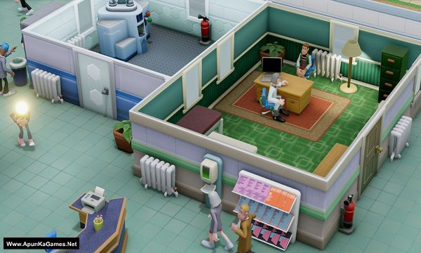 Two Point Hospital Screenshot 2, Full Version, PC Game, Download Free