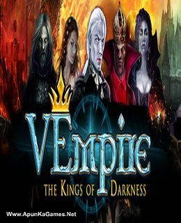 VEmpire - The Kings of Darkness Cover, Poster, Full Version, PC Game, Download Free