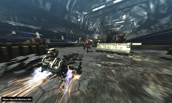Vanquish Screenshot 1, Full Version, PC Game, Download Free