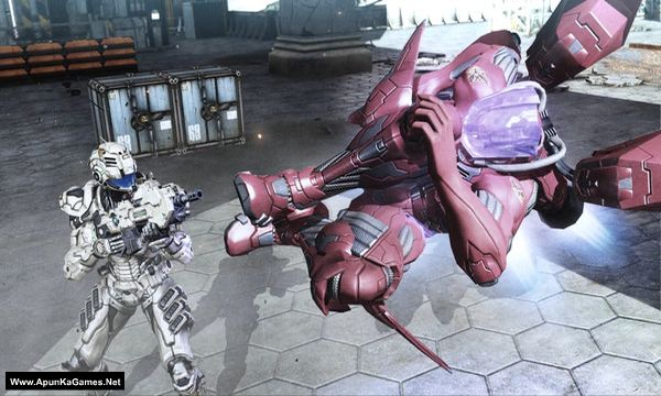 Vanquish Screenshot 2, Full Version, PC Game, Download Free