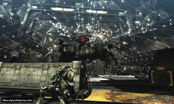 Vanquish Screenshot 3, Full Version, PC Game, Download Free