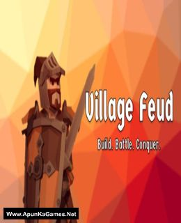 Village Feud Cover, Poster, Full Version, PC Game, Download Free