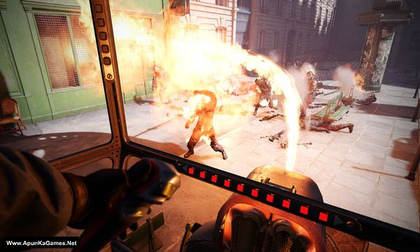 Wolfenstein Cyberpilot Screenshot 3, Full Version, PC Game, Download Free