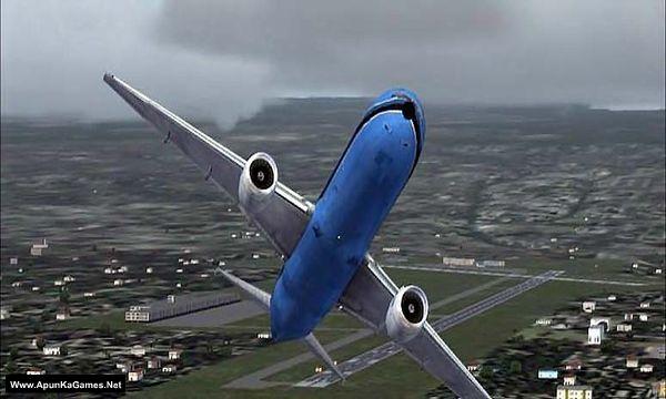 Microsoft Flight Simulator 2004: A Century of Flight Screenshot 1, Full Version, PC Game, Download Free