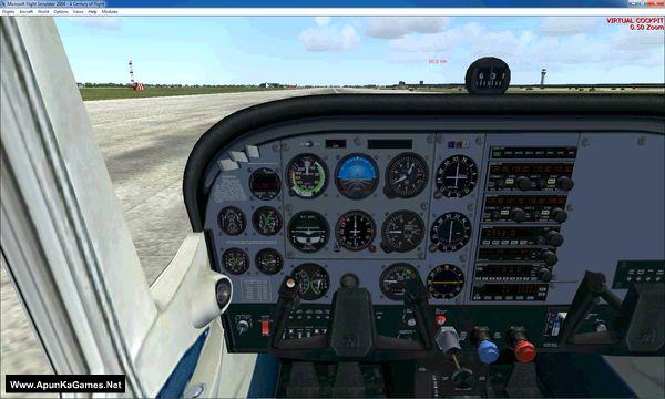 Microsoft Flight Simulator 2004: A Century of Flight Screenshot 2, Full Version, PC Game, Download Free