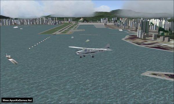 Microsoft Flight Simulator 2004: A Century of Flight Screenshot 3, Full Version, PC Game, Download Free