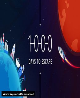 1000 days to escape Cover, Poster, Full Version, PC Game, Download Free