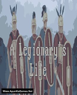 A Legionary's Life Cover, Poster, Full Version, PC Game, Download Free
