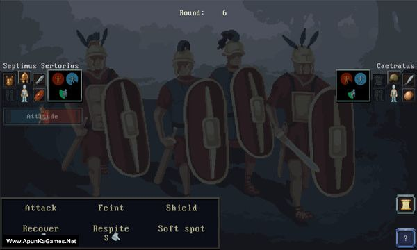 A Legionary's Life Screenshot 1, Full Version, PC Game, Download Free