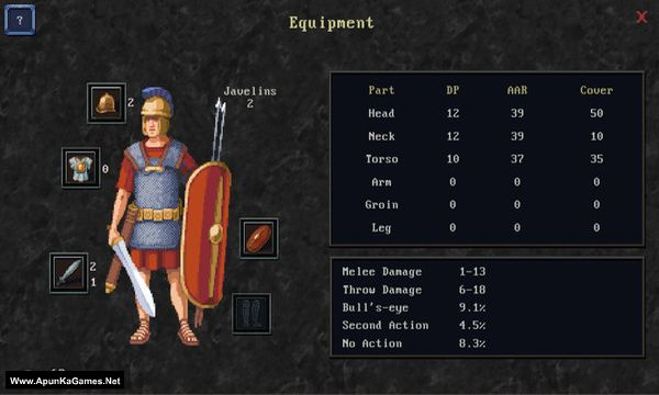 A Legionary's Life Screenshot 3, Full Version, PC Game, Download Free