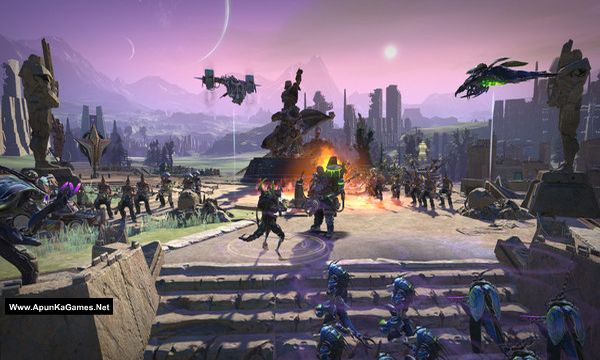 Age of Wonders: Planetfall Screenshot 3, Full Version, PC Game, Download Free