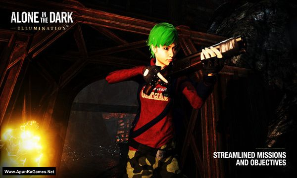 Alone in the Dark: Illumination Screenshot 2, Full Version, PC Game, Download Free