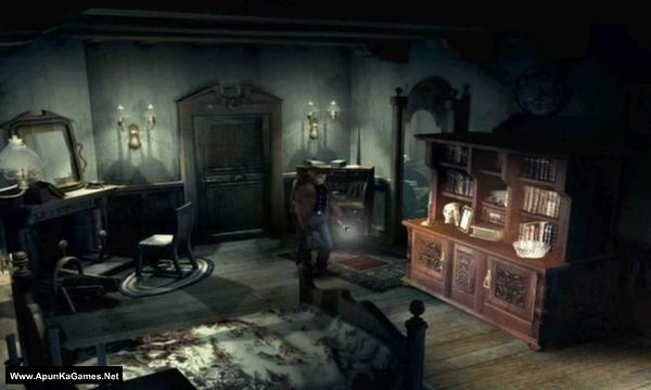 Alone in the Dark: The New Nightmare Screenshot 3, Full Version, PC Game, Download Free