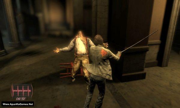 Alone in the Dark Screenshot 3, Full Version, PC Game, Download Free