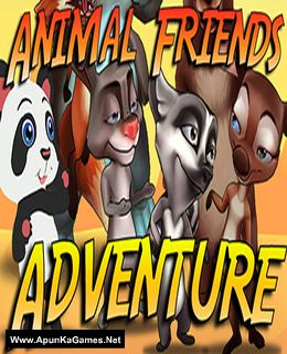 Animal Friends Adventure Cover, Poster, Full Version, PC Game, Download Free