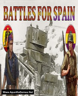 Battles For Spain Cover, Poster, Full Version, PC Game, Download Free